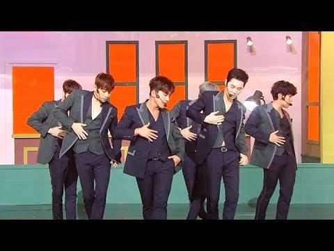 Shinhwa - Kiss Me Like That [Music Bank Ep 944]