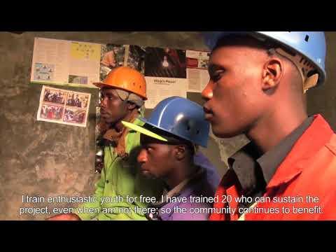 WWF Africa Youth Awards 2017- John Magiro