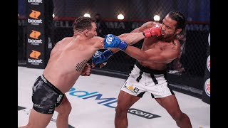 Bellator 243 Highlights: Michael Chandler Knocks Out Benson Henderson - MMA Fighting