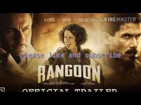 blood hell song kangana, upcoming movie...