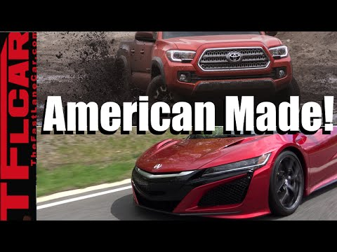 top 10 foreign cars made in the america most surprising foreign cars made in the usa