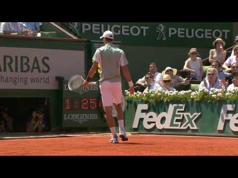 Roland Garros 2013  Nadal vs Djokovic