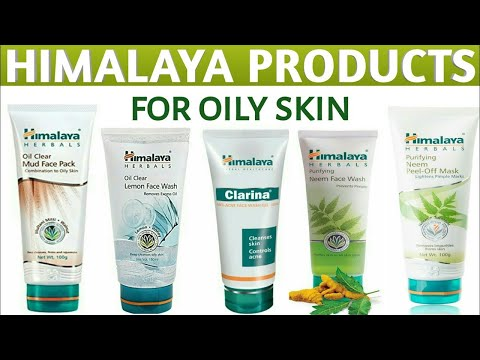 best-himalaya-products-for-oily-skin-in-india