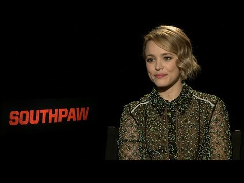 "Southpaw Star Rachel McAdams Says Playing a Parent Always Gives Her ""Anxiety"""