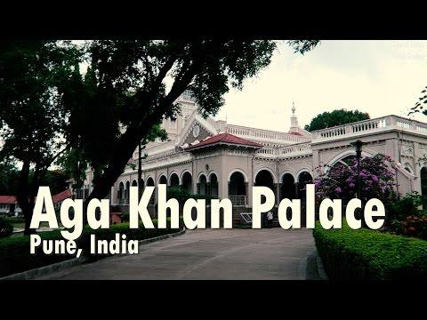 Aga Khan Palace Pune India