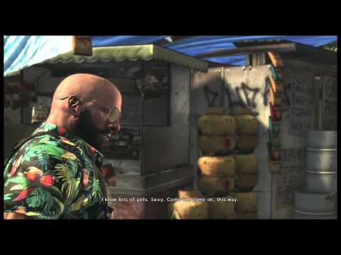 """CGHQ PLAYS: Pt.23 """"Max Payne 3"""" for PC (The Mid-Life Crisis)"""
