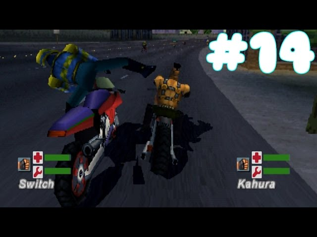 PSX Longplay #14: Road & Rash Jailbreak