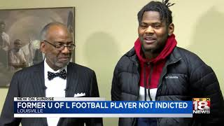 Former U Of L Football Player Not Indicted