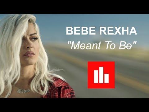 Bebe Rexha - MEANT TO BE [Lyrics] featuring  Florida Georgia Line