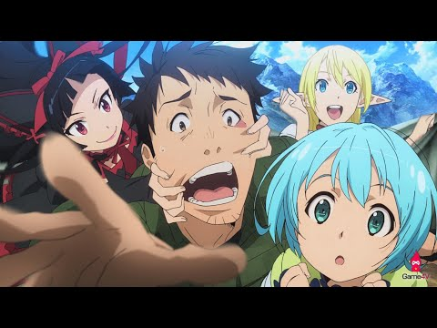 Main Số Hưởng Qua Thế Giới Khác Có Harem ( Phần 2 ) - Nhạc Phim Anime Cực Hay | Anime Cực Đỉnh