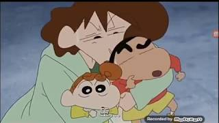 Shinchan Movie Robot Dad : Fighting with Robot