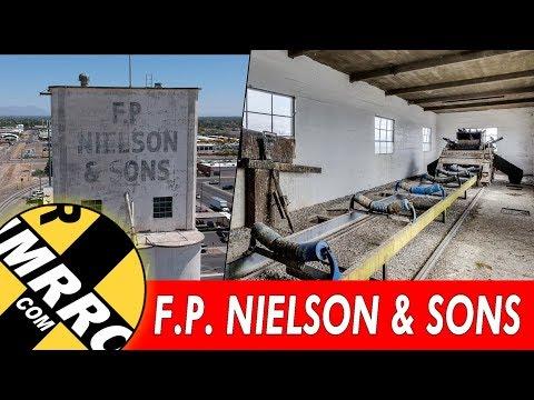 F.P. Nielson & Sons Flour Mill - Mesa, Arizona - 2019