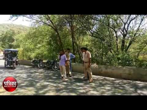 देखिए जयपुर में फिर लो फ्लोर का कहर, सगाई के दिन युवक को कुचला