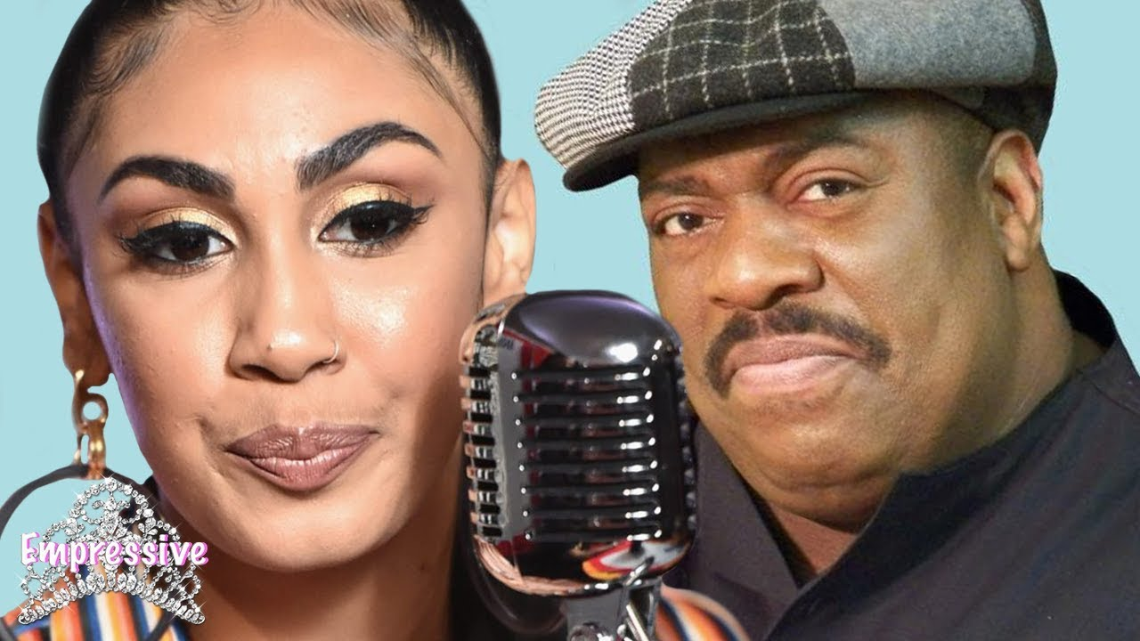 Queen Naija beefing with gospel artist John P. Kee!