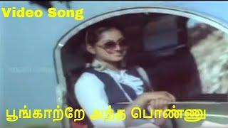 பூங்காற்றே அந்த பொண்ணு | மண்ணுக்கேத்த பொண்ணு | Poongatre Antha Ponnu  | Full Video Song.