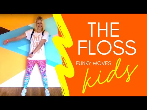 How to do the Floss Dance - Easy Tutorial | Funky Moves - YouTube