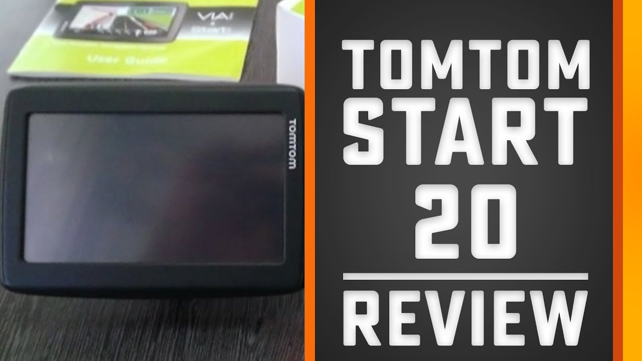 How to hack tomtom start 20 series / The new worst witch