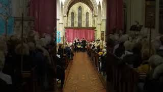 Candlelight Carol by John Rutter performed by Daniel Thomas