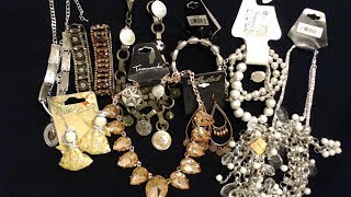ASMR | Goodwill Jewelry Shopping Haul Show & Tell (Whisper)