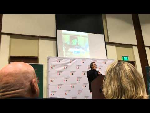 Magic Leap CEO Rony Abovitz at University of Miami 2-23-2015