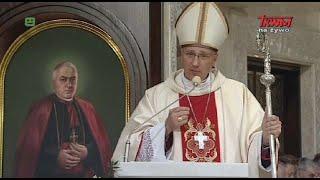Homilia ks. abp. Tymona Tytusa Chmieleckiego wygłoszona w Toruniu