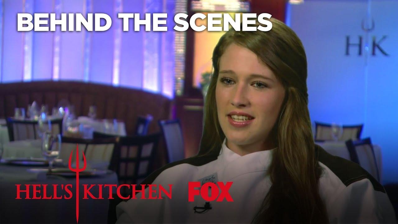 Contestant Katie Mckeown Season 13 Hell S Kitchen