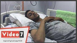 مستشفى العريش العام يواصل استقبال الجرحى الفلسطينيين