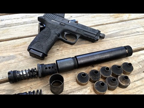Griffin Armament Revolution 9mm Suppressor Review