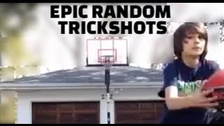 Epic Random Trickshots
