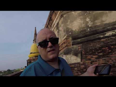 Ayuthaya Ancient Temples of Thailand One Hour from Bangkok Thailand