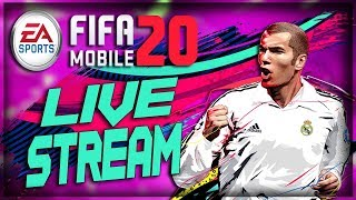 FIFA Mobile 20 Livestream Countdown To The Game!!