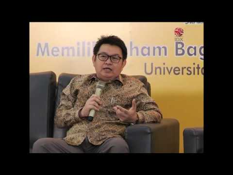 Yuk Nabung Saham Goes o Campus Universitas Al Azhar Indonesia