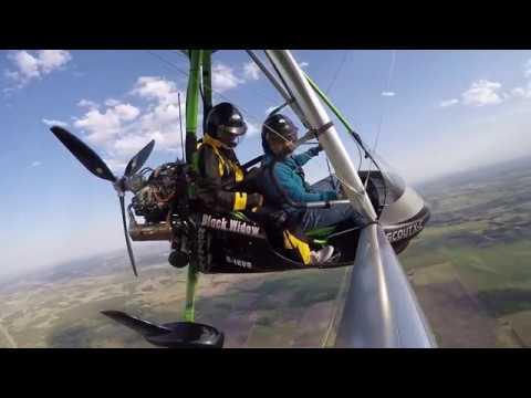 Ultralight Trike - Air Adventure Flight School