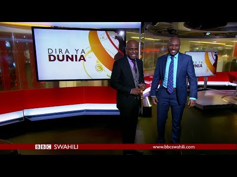 BBC DIRA YA DUNIA JUMATANO 21.02.2018
