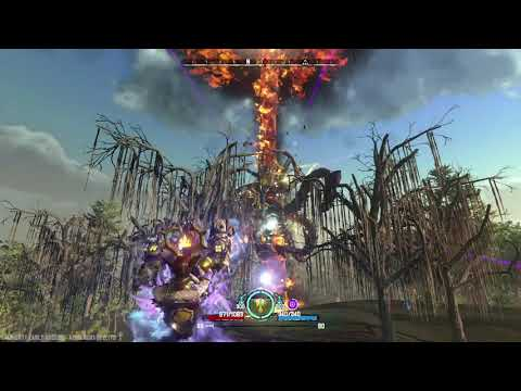 Almighty: Gameplay - Farming World Bosses |