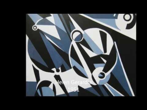 American Modernist painters - Abstract Modern art