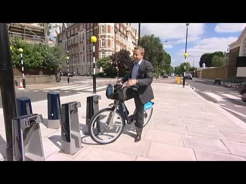 London gets public bicycle hire network (30July10)