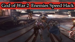 God of War 2 Enemies Speed Hack