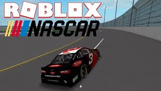 THIS GAME HAS CHANGED... | Roblox NASCAR '18 Daytona