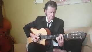 Bruce Mathiske plays the Swing classic Cheek to Cheek