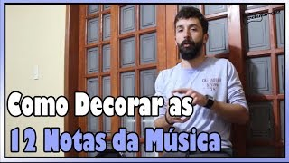 Baixar Como Decorar as 12 Notas da Música l Aula #147