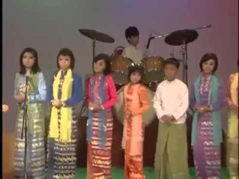 အာရွသူရဲေကာင္း ဗိုလ္ခ်ဳပ္ေအာင္ဆန္း - Asia Hero General Aung San