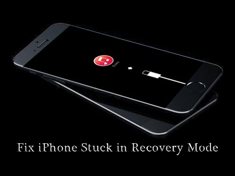 Get iPhone Out of Recovery Mode without Losing Data  YouTube
