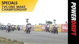 What happens on a Racing Weekend in India [Part 2] : PowerDrift