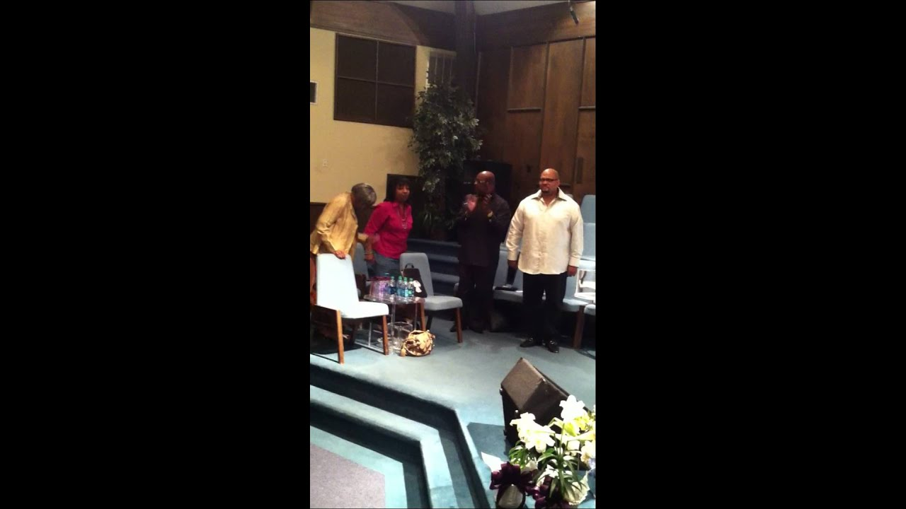 COGIC Mass Choir Rehearsal (Praise Break! Memphis, TN ...