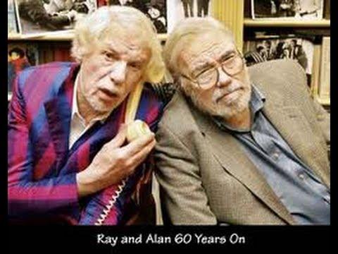 Galton & Simpson Tony Hancock Script Writers - 30 Min Interview Ray Galton & Alan Simpson