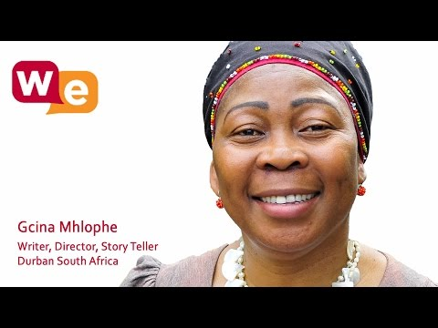 Wisdom Exchange TV with host Suzanne F Stevens presents: Gcina Mhlophe | Story Teller