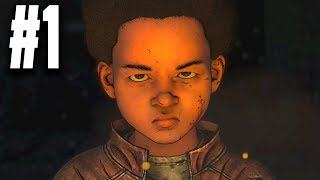 IT ALL ENDS HERE!   The Walking Dead The Final Season Episode 4 - Part 1