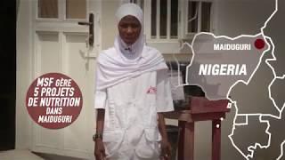Walk & Talk à  Maiduguri dans l'État de Borno au Nigeria