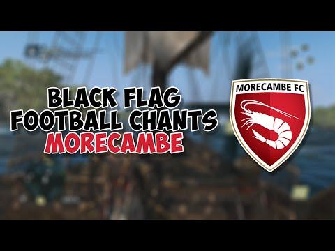 Black Flag - Football Chants - Morecambe